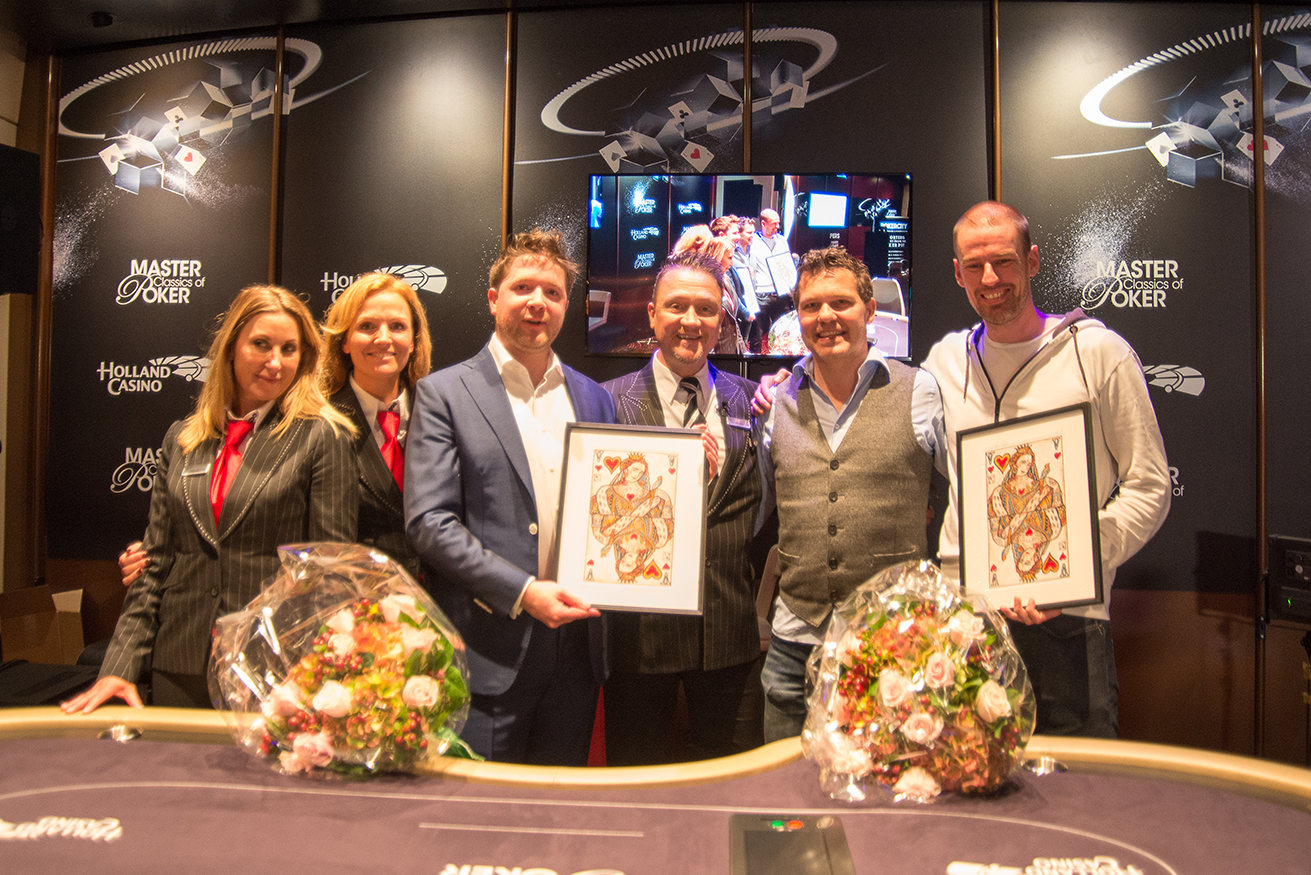 Poker Hall of Fame 2019